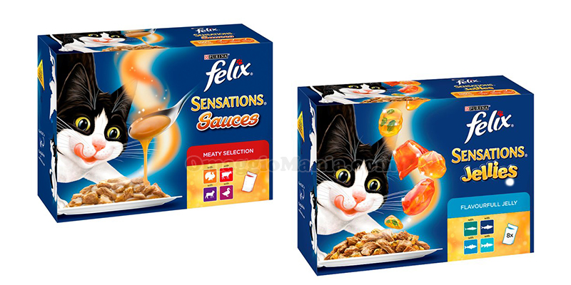 Felix Sensations Sauces e Jellies