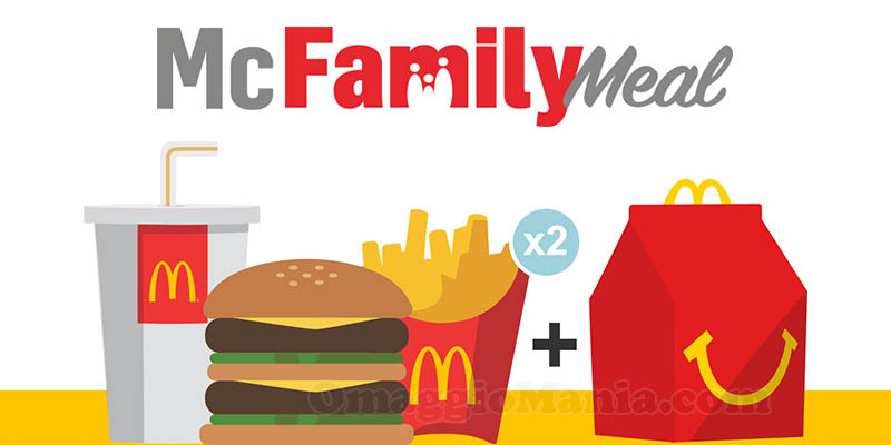 McFamily Meal McDonald's