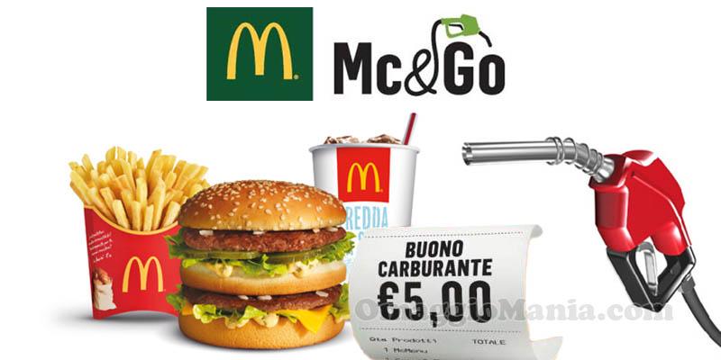 Mc&Go McDonald's continua