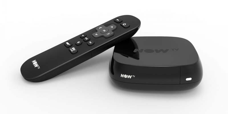 Now Tv box Sky
