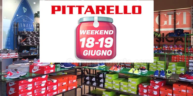 Pittarello Weekend 18 e 19 giugno 2016