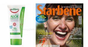 Starbene 27 con Aloe dermo-gel Equilibra omaggio