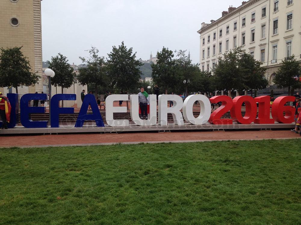 Uefa Euro 2016 a Lyon