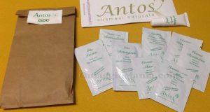 campioni omaggio Antos di SaraSR
