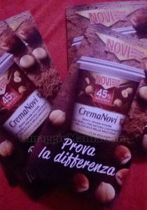 campioni omaggio Crema Novi di Antonella
