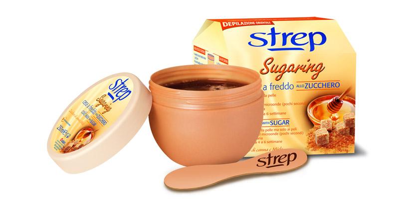 cera a freddo Strep Sugaring