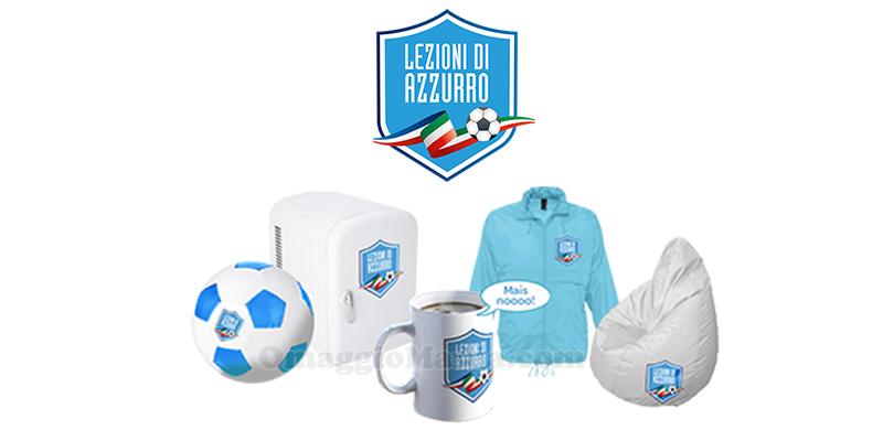 concorso Carrefour Lezioni di Azzurro