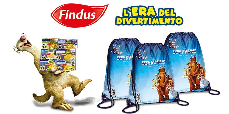 concorso Findus L'Era del divertimento