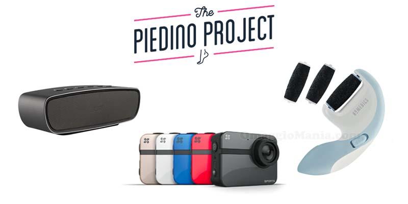 concorso Homedics The Piedino Project