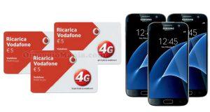 concorso Vodafone Gioca&Vinci 4G edition