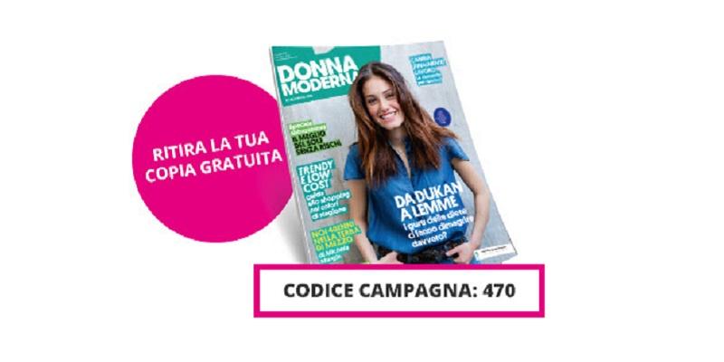 coupon Donna Moderna 25