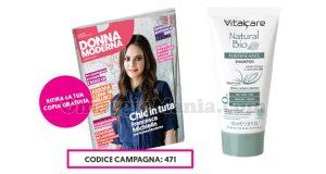coupon omaggio Donna Moderna 26