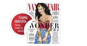 coupon omaggio Vanity Fair 25