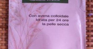 crema idratante Aveeno di Giulia