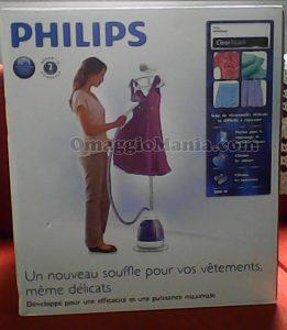 cura tessuti Philips ClearTouch ricevuto da Giorgia