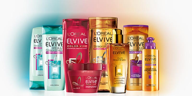 diventa tester L'Oréal Elvive HairObsession