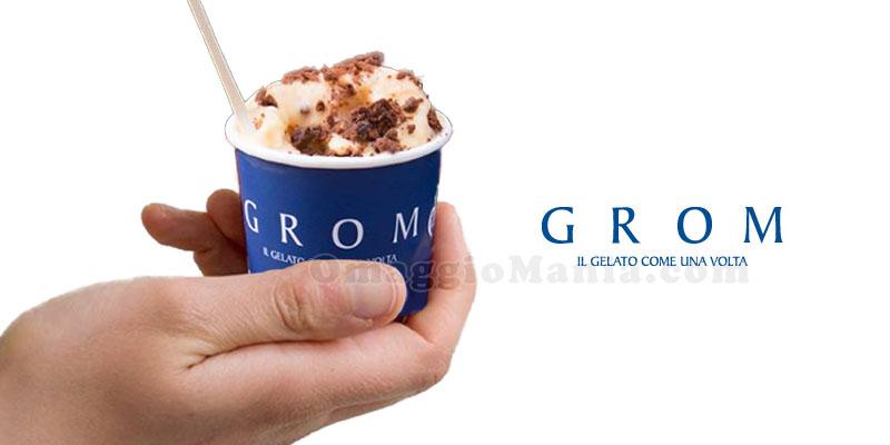 grom assaggio gratis gelato Orgoglio Contadino
