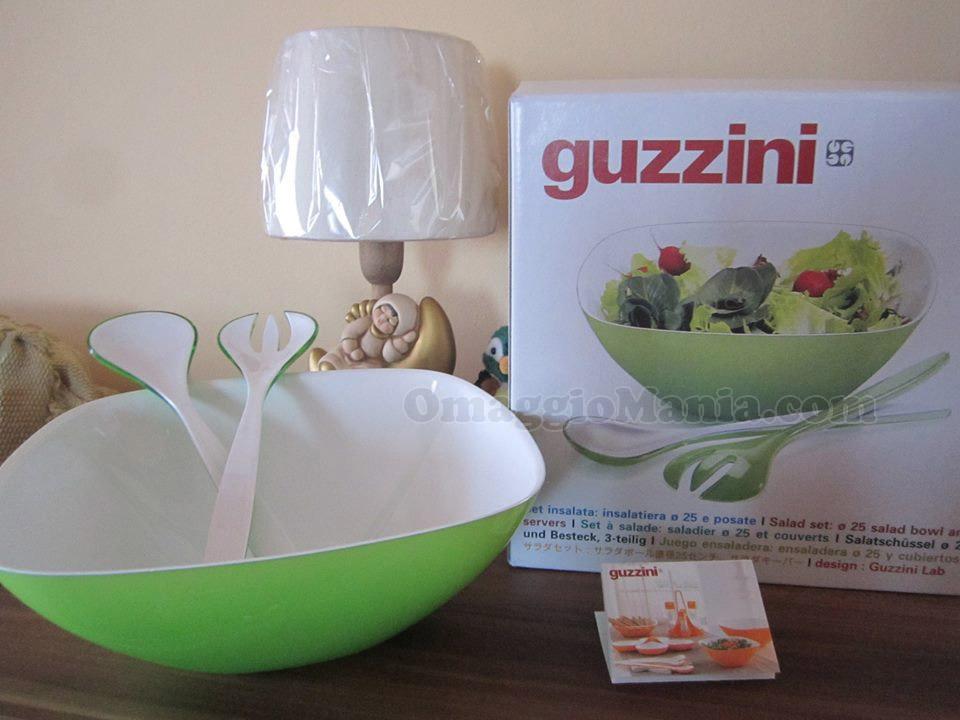 insalatiera Guzzini di Valentina con Aquafresh