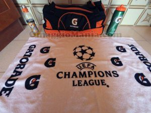 kit Gatorade di Renzo