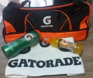 kit Gatorade di Silvana
