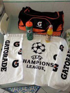 kit Gatorade di Valeria