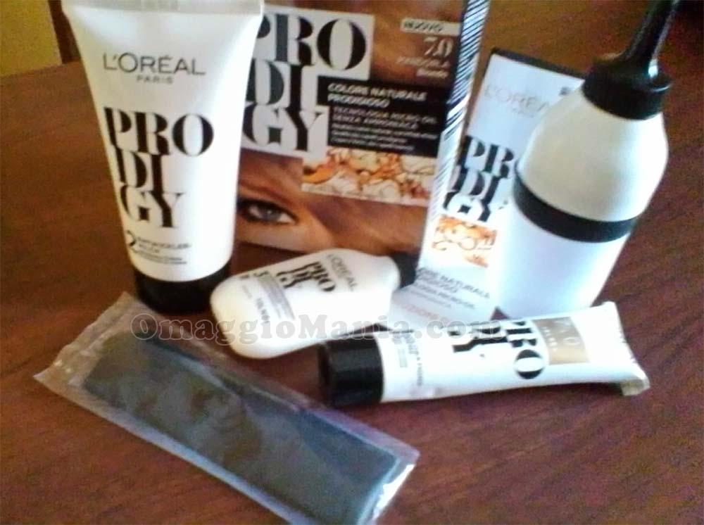 kit L'Oréal Prodigy di Enrica