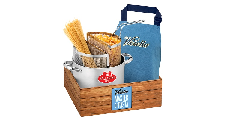 kit Voiello Master of Pasta
