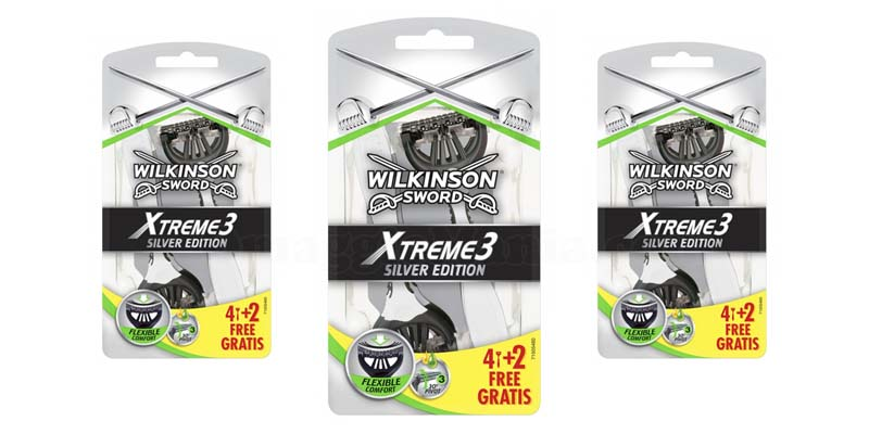 kit Wilkinson Xtreme 3 Silver Edition