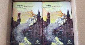 libri Bruges la morta di Georges Rodenbach