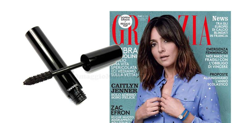 mascara Le Volume de Chanel omaggio con Grazia 26