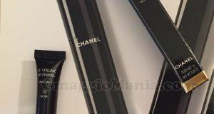 minitaglia del mascara Le Volume de Chanel di Giada