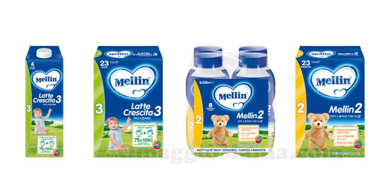 prodotti Mellin