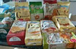 prodotti Mulino Bianco gratis ricevuti da Mariarosa