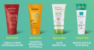 prodotti omaggio Biopoint Equilibra Verattiva con Starbene