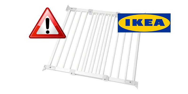 Ikea ritira i cancelletti per bimbi patrull omaggiomania for Cancelletti per bambini ikea
