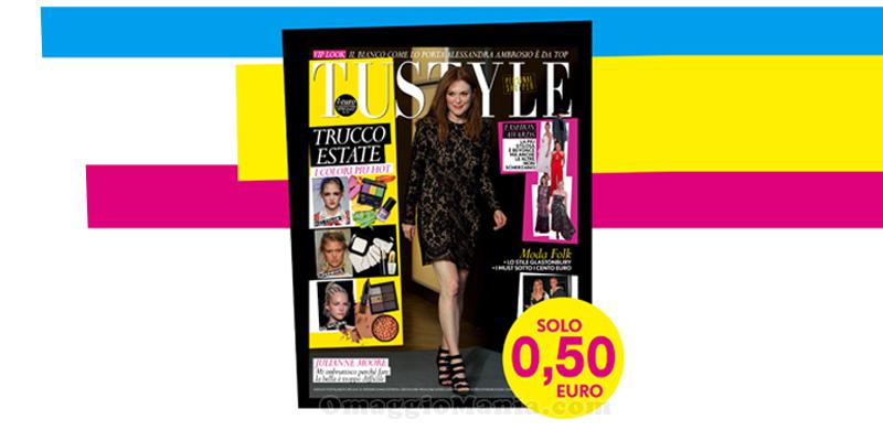 rivista TuStyle 25 metà prezzo