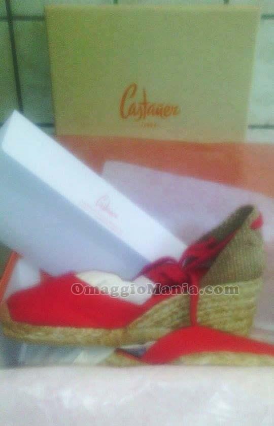 scarpe Carina Castaner di Francy
