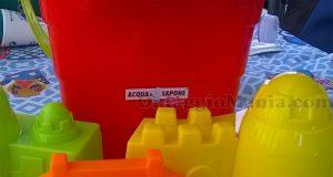 secchiello Acqua&Sapone omaggio di Antonella