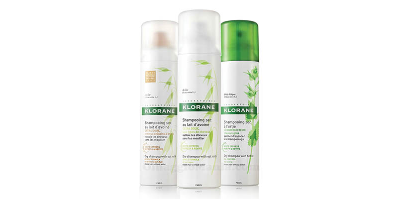 shampoo secco Klorane