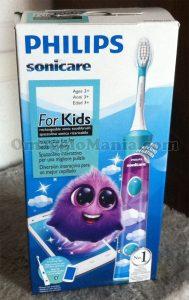 spazzolino Philips Sonicare For Kids di Maria Teresa