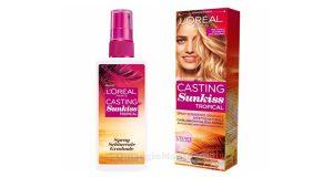 spray schiarente L'Oreal Casting Sunkiss Tropical