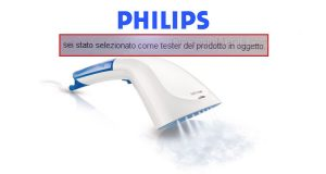 tester Philips Steam&Go