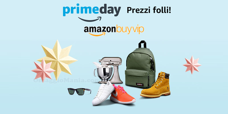 Amazon BuyVIP Prime Day 2016