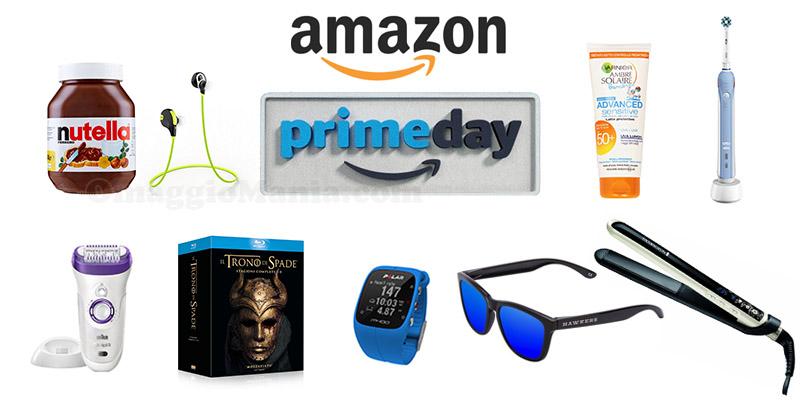 Amazon Prime Day 2016 offerte