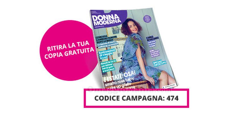 Donna Moderna 29 coupon omaggio