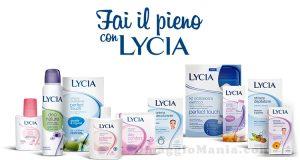 Fai il pieno con Lycia prodotti