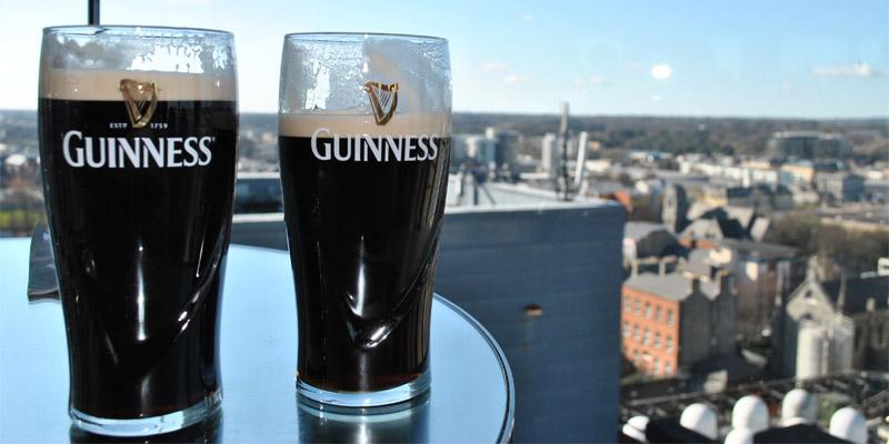 Guinness Storehouse Dublino Irlanda