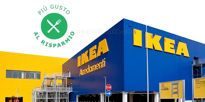IKEA più gusto al risparmio luglio 2016