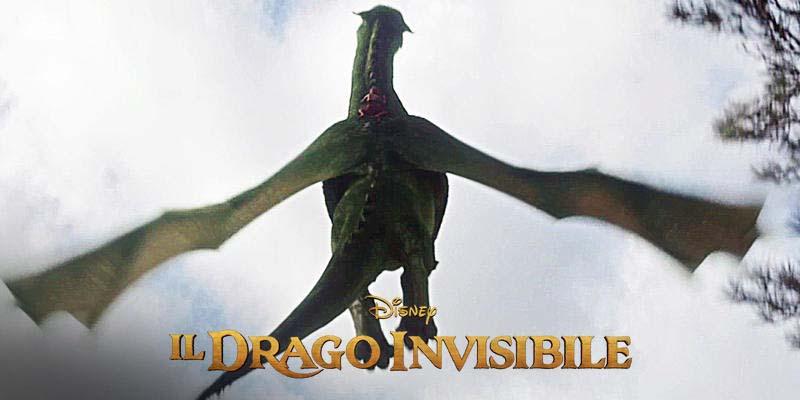 Il Drago Invisibile Disney