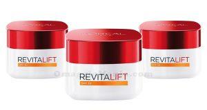 L'Oréal Revitalift SPF30 con protezione solare